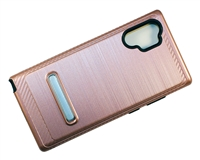 Samsung Note 10 Plus Armor with Magnetic Kickstand Case - Rose Gold