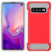 Samsung Galaxy S10 CF Armor - Red