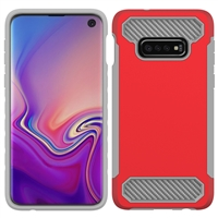 Samsung Galaxy S10e CF Armor - Red