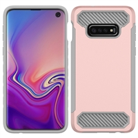 Samsung Galaxy S10e CF Armor - Rose Gold