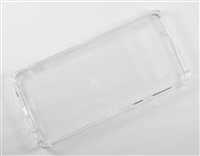 Samsung Galaxy S10e Crystal Case with Edge Bumper - Clear