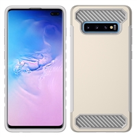 Samsung Galaxy S10 Plus CF Armor - Gold