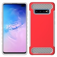 Samsung Galaxy S10 Plus CF Armor - Red