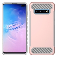Samsung Galaxy S10 Plus CF Armor - Rose Gold