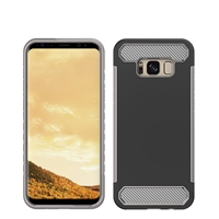 Samsung Galaxy S8 CF Armor Case - Black