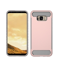 Samsung Galaxy S8 CF Armor Case - Rose Gold