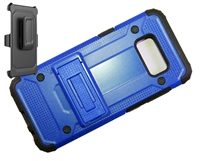 Samsung Galaxy S 8 Armor Holster Combo Case - Blue