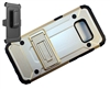 Samsung Galaxy S 8 Armor Holster Combo Case - Gold