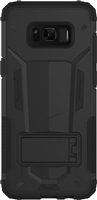 Samsung Galaxy S8 3in1 Armor Hybrid Case - Black
