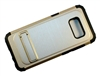 Samsung Galaxy S8 New Armor Case with Kickstand - Gold