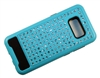 Samsung Galaxy S8 Crystal Diamond Case - Blue