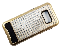 Samsung Galaxy S8 Crystal Diamond Case - Gold