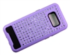 Samsung Galaxy S8 Crystal Diamond Case - Purple