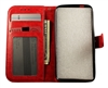 Samsung Galaxy S8 Leatherette Wallet Case - Red