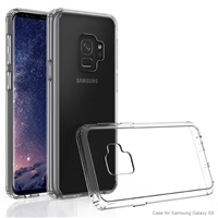 Samsung Galaxy S9 Crystal Case - Clear