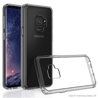 Samsung Galaxy S9 Crystal Case - Gray