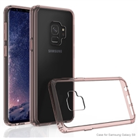 Samsung Galaxy S9 Crystal Case - Pink