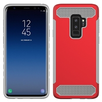 Samsung Galaxy S9+ / Plus CF Armor Case - Red