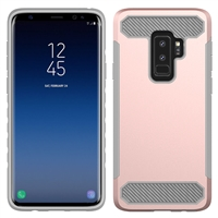 Samsung Galaxy S9+ / Plus CF Armor Case - Rose Gold