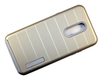 LG Stylo 5 New CF Armor Case - Gold