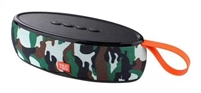 TG-105 Wireless Bluetooth Speaker - Camouflage