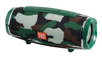 TG-145 Wireless Bluetooth Speaker - Camouflage