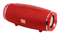 TG-145 Wireless Bluetooth Speaker - Red