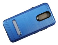 LG Aristo 4+ / Escape Plus / Tribute Royal / X320 Armor Case with Magnetic Kickstand - Blue