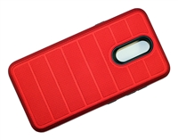 LG Aristo 4 / Escape Plus / Tribute Royal / X320 CF Armor - Red