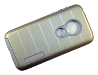 Moto G7 Play XT1952 / REVVLRY New CF Armor Case - Gold