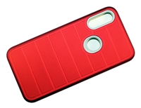 Moto E 2020 / XT2052 CF Armor Case - Red