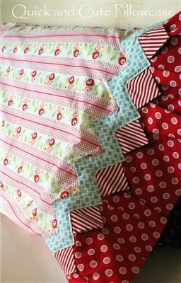 Quick and Cute Pillowcase