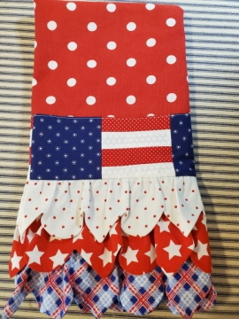 4th of July Tea Towel Kit