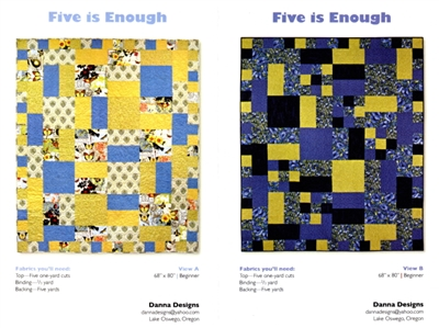 Five is Enough Pattern