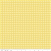 Riley Blake Houndstooth in Yellow