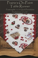 Digital Download - Prairie's On-Point Table Runner