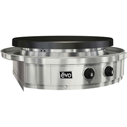 EVO Affinity 30G Drop-in Series with Seasoned Cooksurface (10-0055)