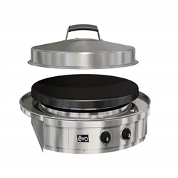 EVO Affinity 25G Drop-in Series with Seasoned Cooksurface (10-0095)