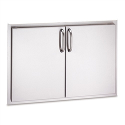 "AOG 30"" Premium Double Access Door (20-30-SSD)"