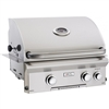 "AOG ""L"" Series 24"" Built-in Grill with Rotisserie (24NBL)"