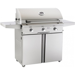 "AOG ""L"" Series 36"" Freestanding Grill with Rotisserie (36PCL)"