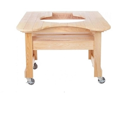 PRIMO Cypress Table for Kamado (601)