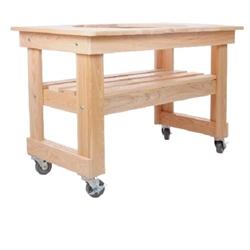 PRIMO Compact Cypress Table for Oval XL (602)