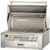 "Alfresco 30"" Built-in Grill w/Rot (ALXE-30)"