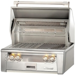 "Alfresco 30"" Built-in Grill w/Sear and Rot (ALXE-30SZ)"