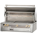 "Alfresco 42"" Built-in Grill w/Rot (ALXE-42)"