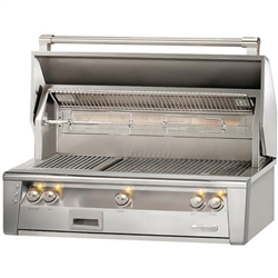 "Alfresco 42"" Built-in Grill w/Sear and Rot (ALXE-42SZ)"