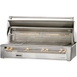 "ALFRESCO 56"" Built-in Grill with Sear Zone and Rot (ALXE-56BFG)"
