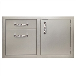 "ARTISAN 36"" Door/Drawer Combo (ARTP-DDC-36SC)"