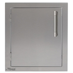 "ALFRESCO 17"" Single Access Door LEFT HINGE (AXE-17L)"